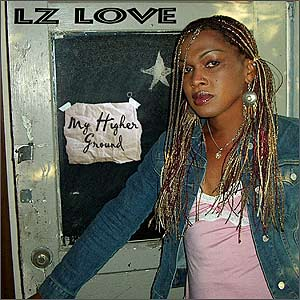 LZ CD cover