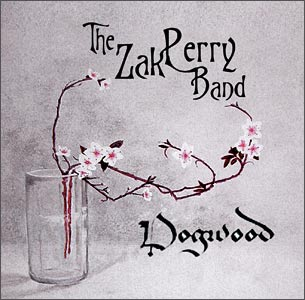 Zak Perry CD cover