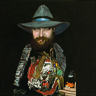 Blaze FOley painting restoration